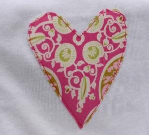 Ella's Valentine's heart